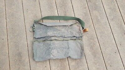 Vintage ☆ BELL ATLANTIC ☆ Workers Zippered Canvas Bag