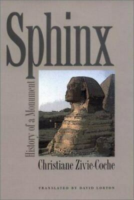"""""""SPHINX: History Of A Monument"""" by Christiane Zivie-Coche  **ILLUSTRATED**"""