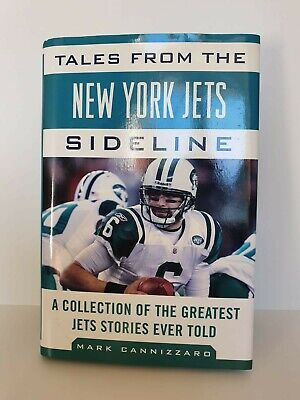 New York Jets book for a true fan