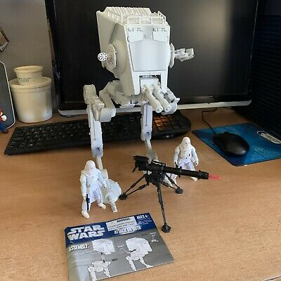Star Wars 1997 POTF Vintage Style Hoth Stormtrooper ~ E-Web Cannon Exclusive