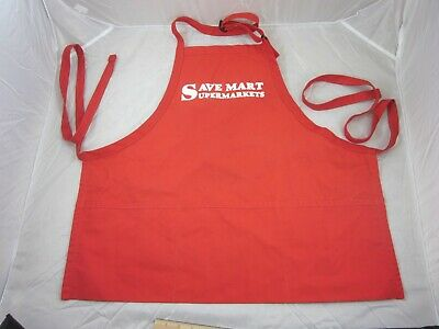 Save Mart - CA - Grocery Store - Employee Apron - New