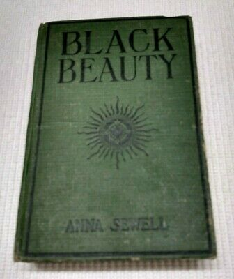 Antique Late 1800'S Or Early 1900'S Black Beauty By Anna Sewell