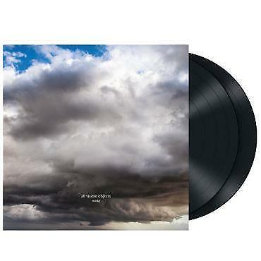 MOBY / ALL VISIBLE OBJECTS (New DOUBLE Vinyl)