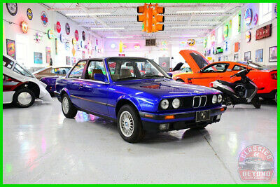 1989 BMW 3-Series 325I 1989 325I Used 2.5L I6 12V Automatic RWD