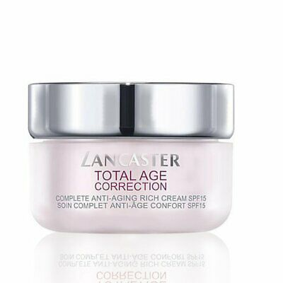 Lancaster Total Age Correction 50 ml Complete Rich Cream  NEU+OVP+GÜNSTIG