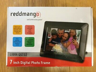 Reddmango Libra QS722 Digital Photo Frame