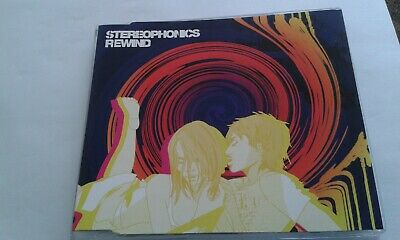Stereophonics Rewind Cd Single