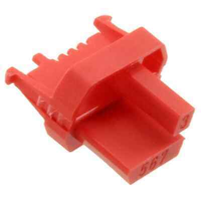 Connector Coding Key Red