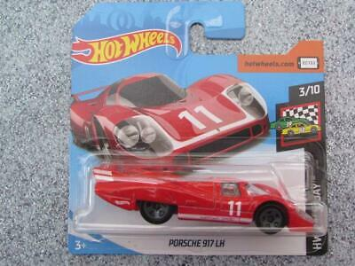 HOT WHEELS Porsche 917 LH rouge Red