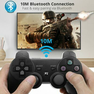 Wireless Bluetooth Joystick For PS3 Controller Console For Playstation 3 Gamepad