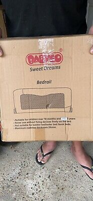 Pink Bed Rail New In Box