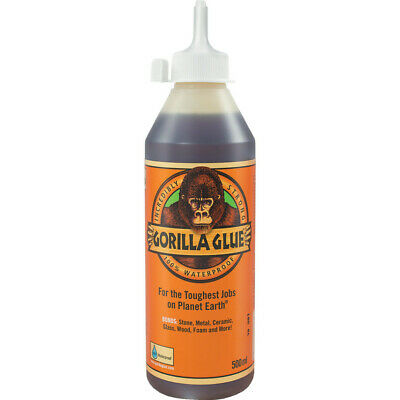 Gorilla Glue 500ml - you get: 4