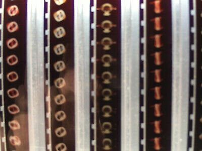 Fading Strips (Trickblenden) Kaleidoscopic TV effects for 8mm Film Enthusiasts!