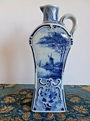 Antique Porceleyne Fles  DECANTER/Jug with Handle