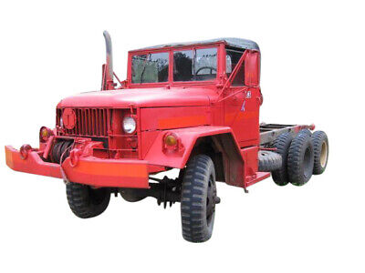 1967 KAISER JEEP M35A2 2.5 ton 6x6 with winch - excellent