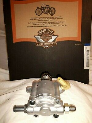 Harley Davidson Oil Pump