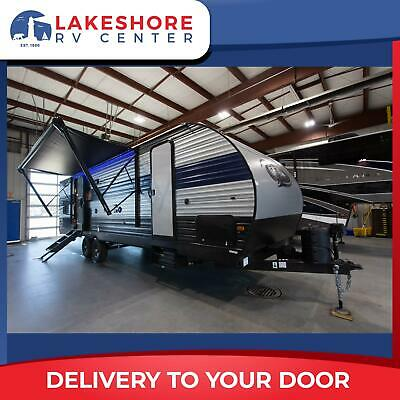 Forest River Cherokee 264DBH Travel Trailer Bunkhouse RV - Very Low Payments
