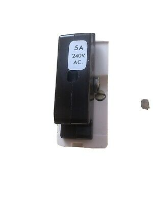 Wylex Cartridge Fuse And Holder 5 Amp