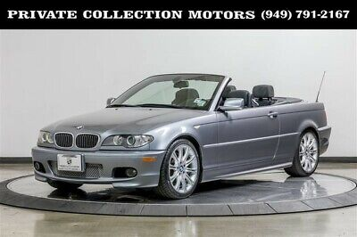 2005 BMW 3-Series  2005 BMW 330Ci 3 Series Only 39k Miles Clean Carfax