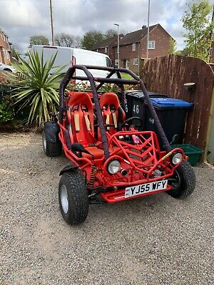Road legal buggy