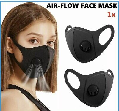 Everyday Face Mask UK Reusable | Washable | Breathable Dust Pollution Allergies