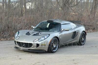 2009 Lotus Exige S 260 2dr Coupe 2009 Lotus Exige S 260 2dr Coupe 6,527 Miles Grey Coupe 1.8L I4 Manual 6-Speed