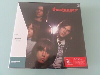 "The Stooges Ltd Edition ""John Cale Mix"" New Vinyl Me Please Re Issue Iggy Pop"