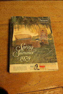 1979 Sears Spring and Summer Catalog