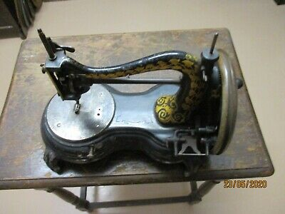 A good early Jones  sewing machine