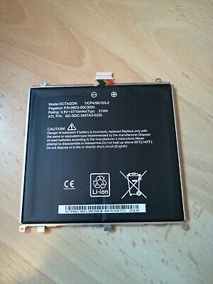 Tesco Hudl 2 replacement battery - pre-owned
