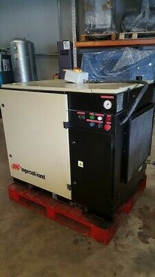 Ingersoll-Rand Rotary Screw Air Compressor 18.5 KW