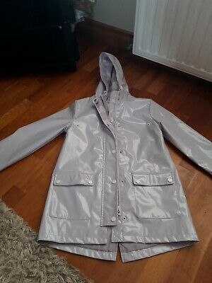 Girls Waterproof Rain Jacket Age 11