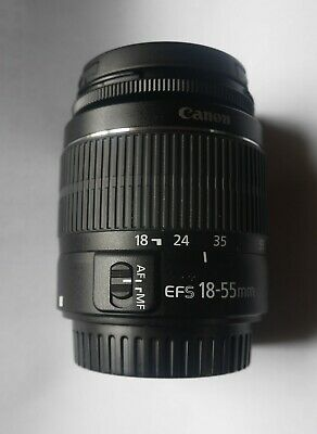 canon ef-s 18-55mm f/3.5-5.6  lens Brand new unused part of Canon 250D kit