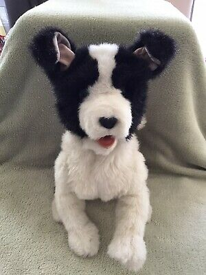 Electronic FurReal Collie Dog
