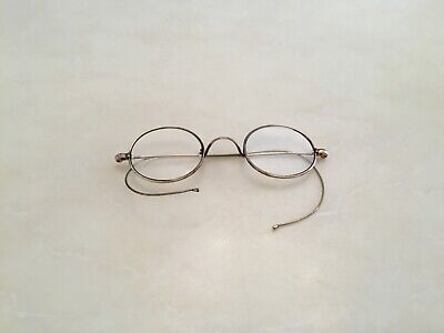 Antique Wire Reading Glasses