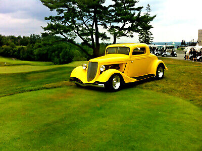 1934 Ford Other  1934 FORD THREE WINDOW COUPE