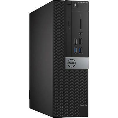 Custom Build Dell OptiPlex 5040 SFF Desktop i5-6500 DDR3