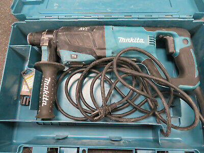 "Makita HR2641 1"" Capacity 8 Amps SDS Plus Rotary Hammer in Case"