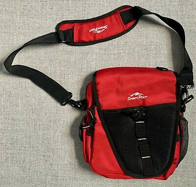 Sports Plus Olympia Shoulder Travel Bag Small Crossbody 12.5""