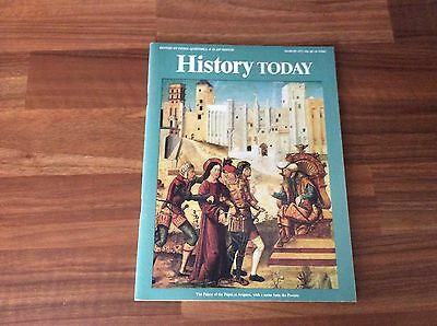 History Today Magazine March1973