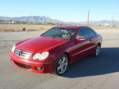 2006 Mercedes-Benz CLK-Class  2006 MERCEDES 350 CLK COUPE AS NICE AS YOU CAN FIND FULLY LOADED LOVELY CAR !!!!