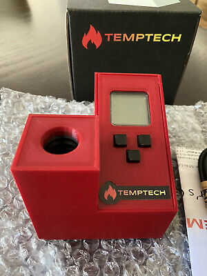 Temptech Infared Thermometer Red