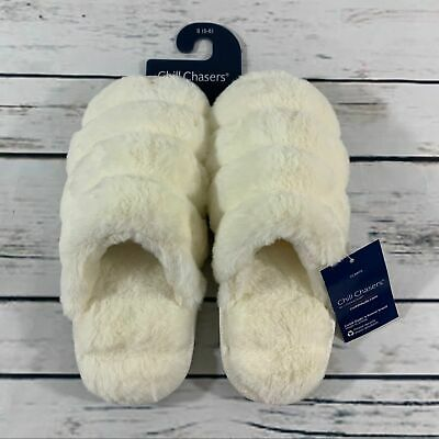 Cuddl Duds Slippers Small 5/6 NEW WITH TAGS