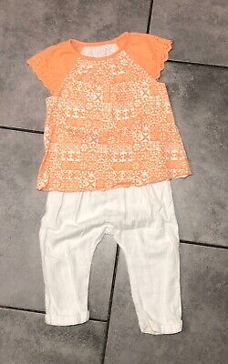 George... Next Girls Summer Outfit 4-5 Years VGC