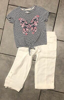 Mantaray... Debenhams Top & Marks And Spencer Trousers Girls Outfit 4-5 Years