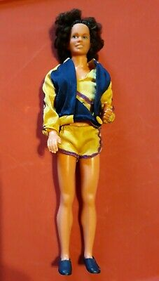 """**1969**Vintage Barbie Family """"Scott"""" Doll In Original work out Fashion"""
