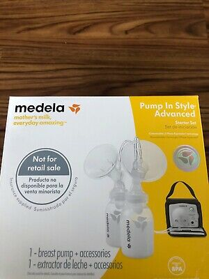 BRAND NEW SEALED Medela In Style 101035077 Advanced Breastpump with Accessories