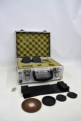 Malvern 100300mm Lens w/ Alignment Disk f/2600-C Droplet Particle Size Analyzer