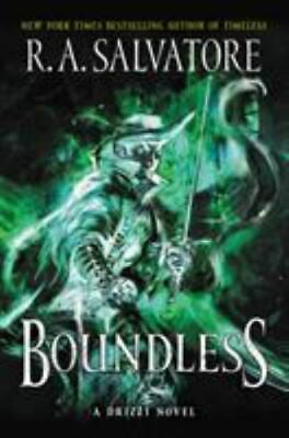 Boundless - Salvatore, R. A. - New Hardcover