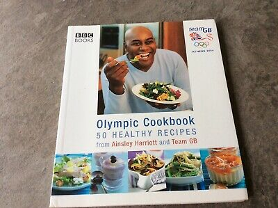 The Olympic Cookbook by Ainsley Harriott (Paperback, 2004)